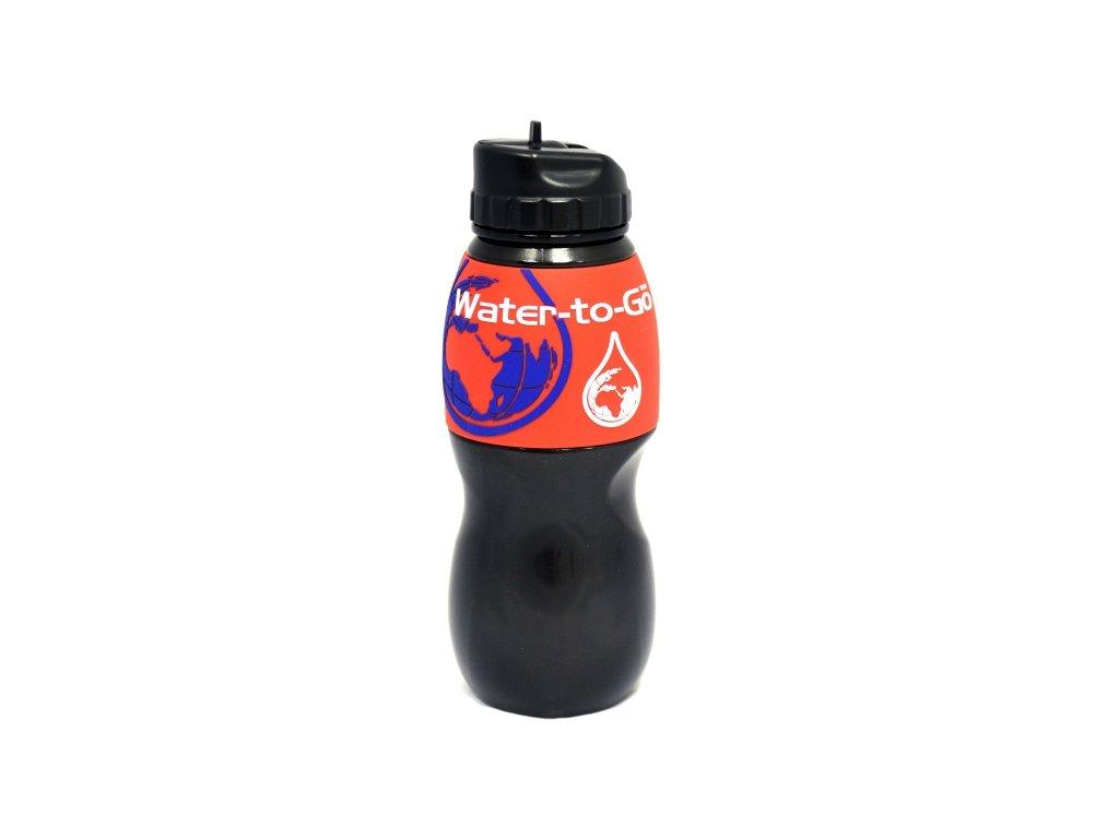 Filtrační lahve