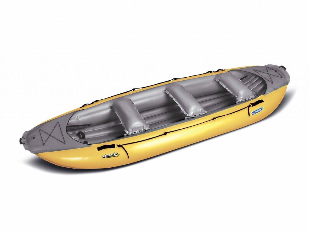 Člun (raft) Gumotex Ontario 420