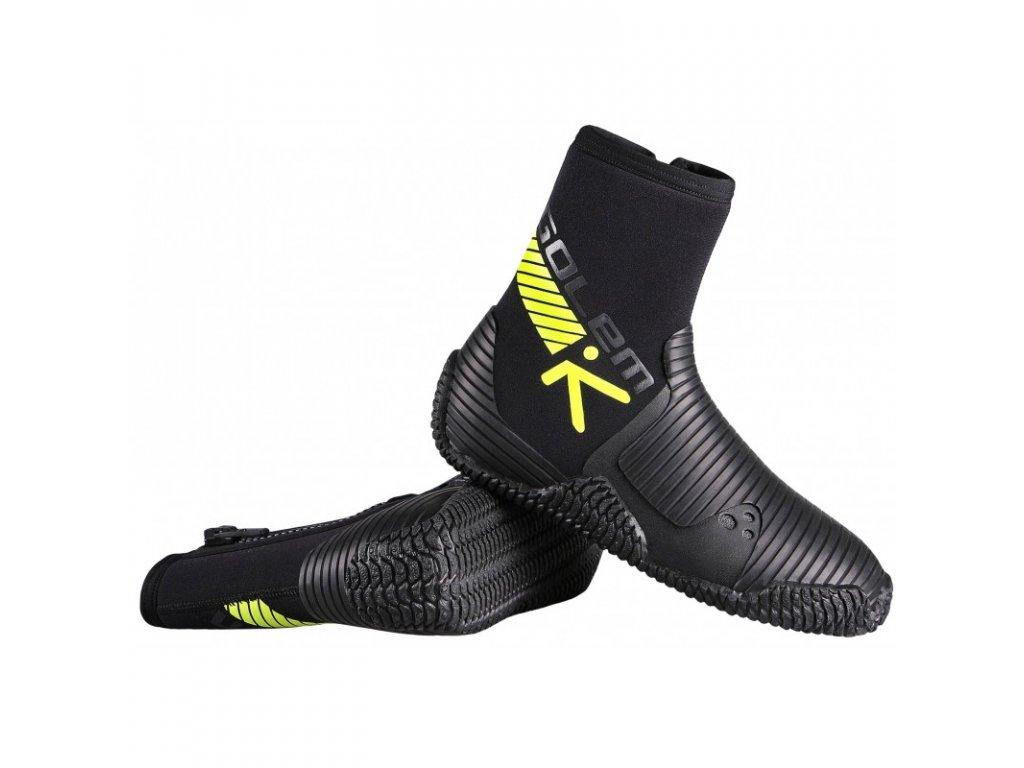Neoprenové boty Hiko Golem