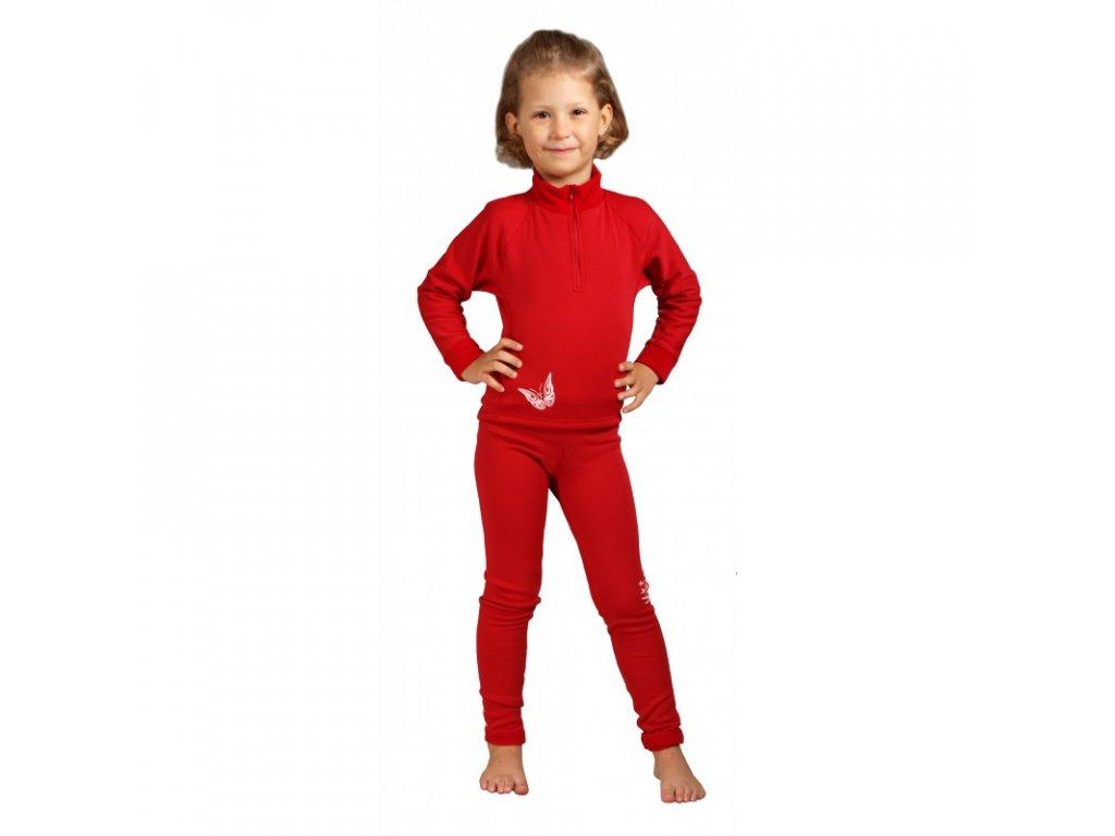 Kalhoty Hiko Teddy junior - dětské