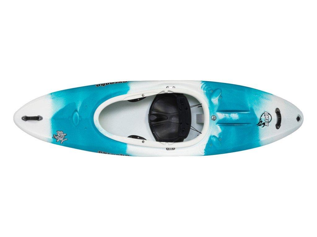 Kajak Pyranha B:Two M Club Aqua splash