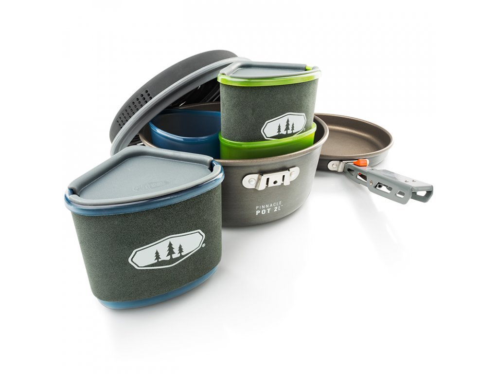 Sada nádobí GSI Outdoors Pinnacle Backpacker