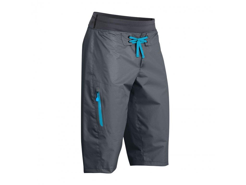 10372 Horizon shorts JetGrey front