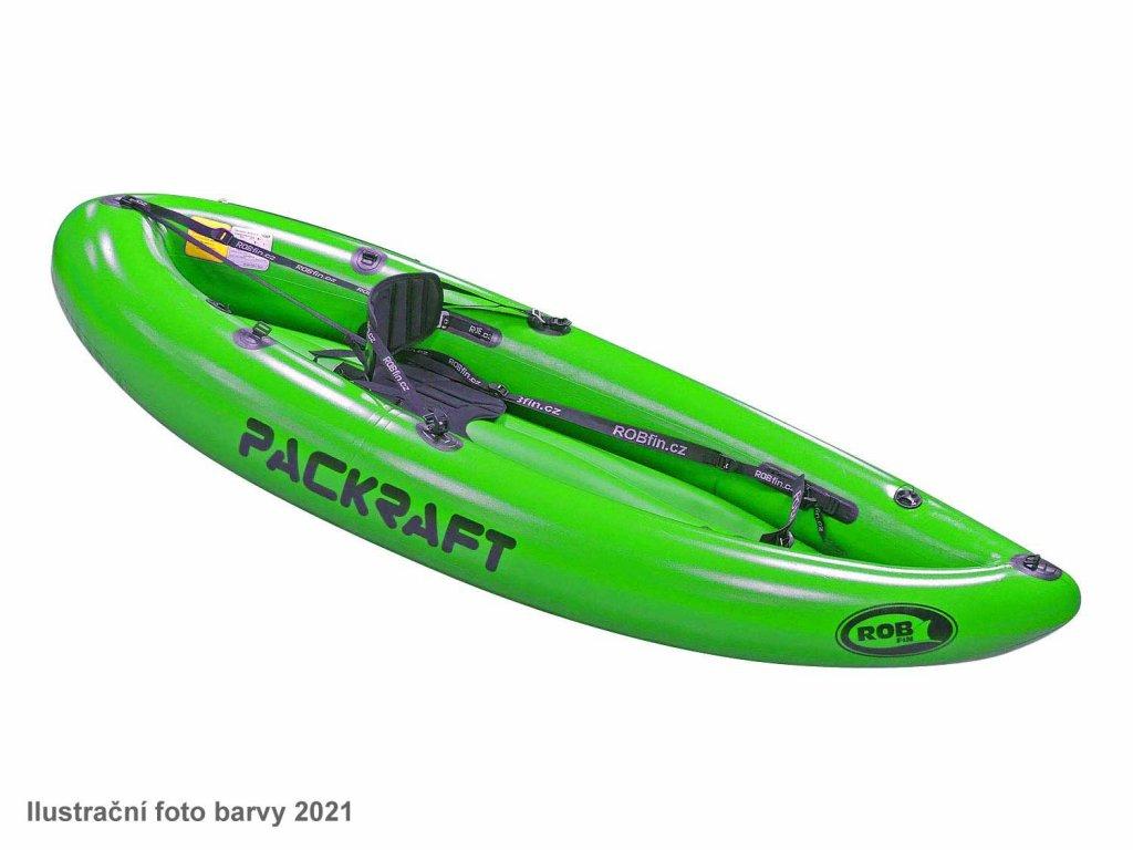 Packraft ROBfin M zelený 1500x1125 new