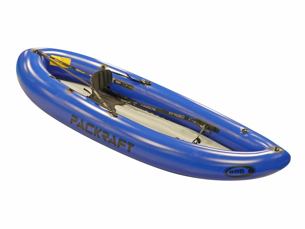 Packraft ROBfin L Big Bro