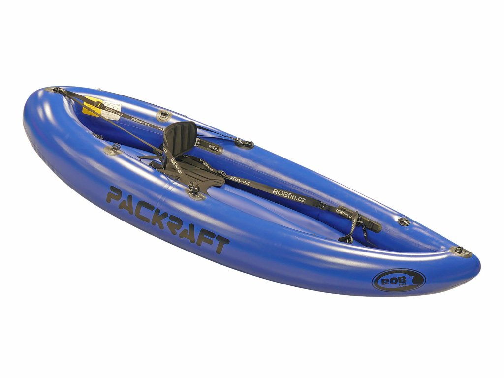 Packraft ROBfin M Sporty
