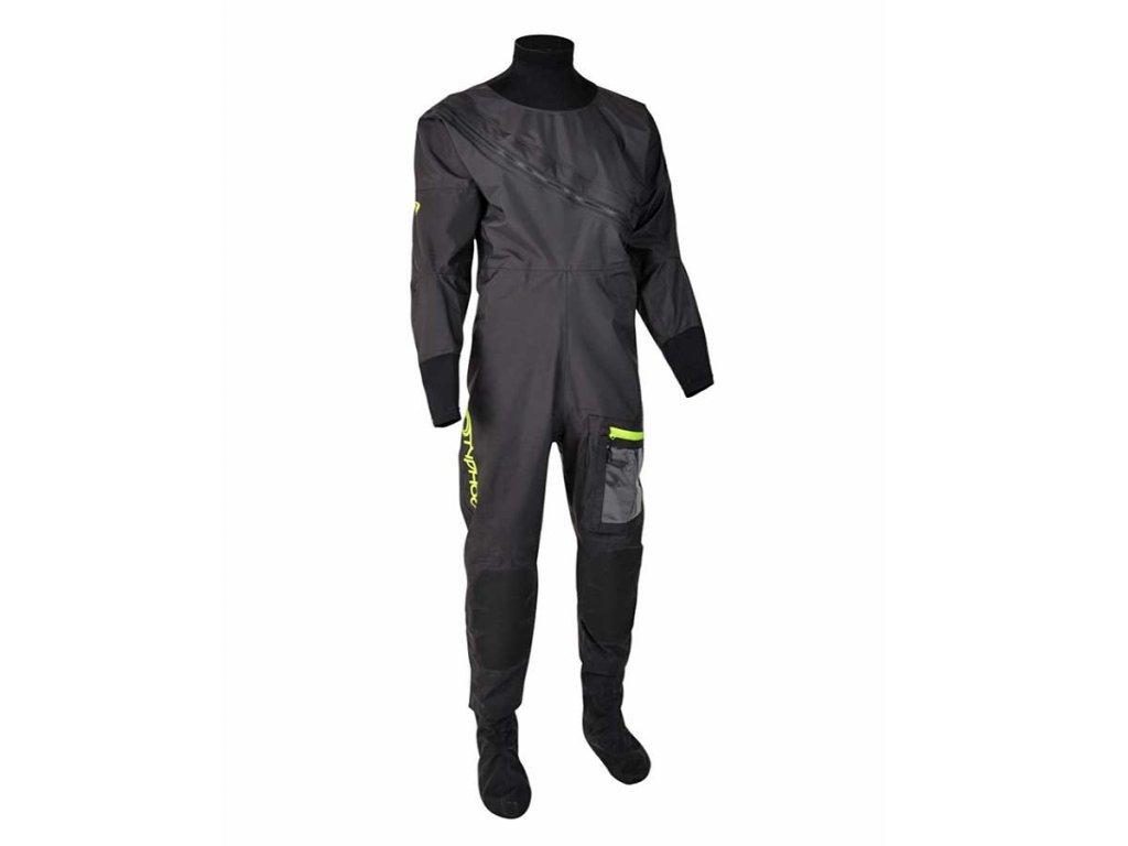 Oblek suchý Typhoon Ezeedon 4 Front Entry Suit