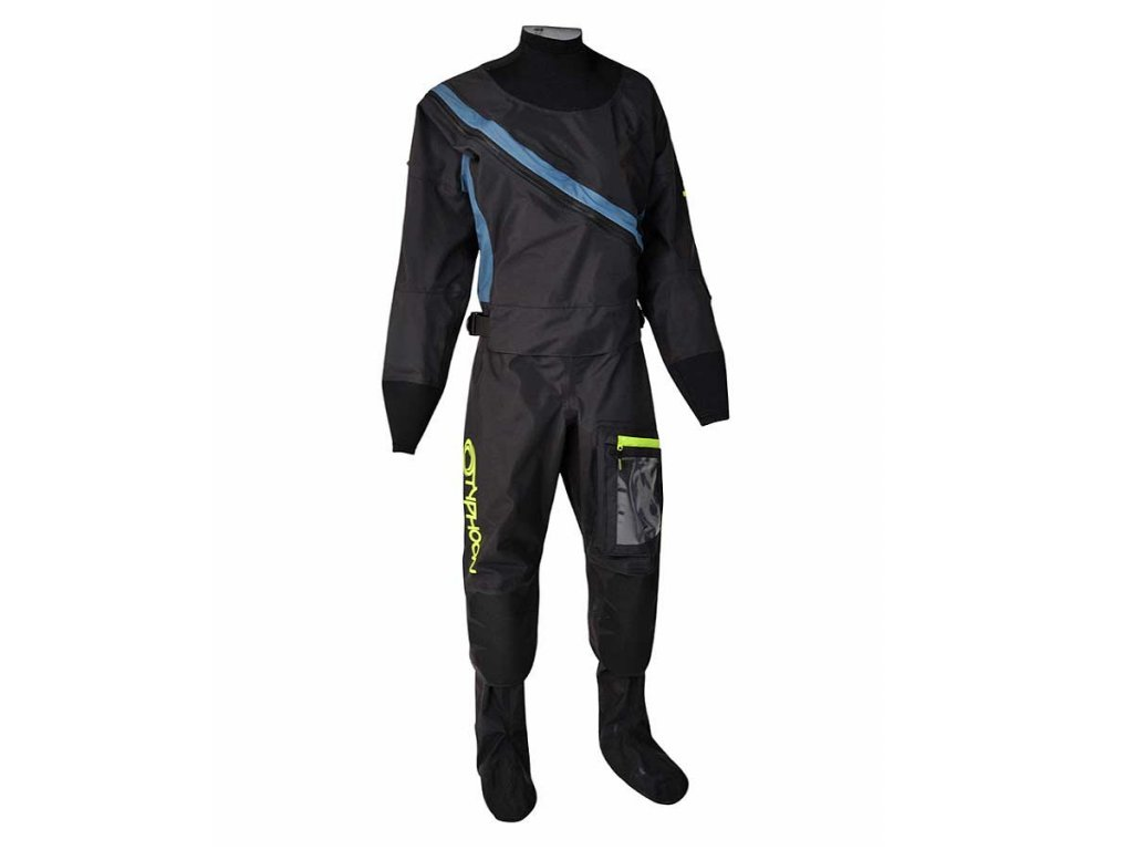 Oblek suchý Typhoon Ezeedon 4 Front Entry Suit Women's