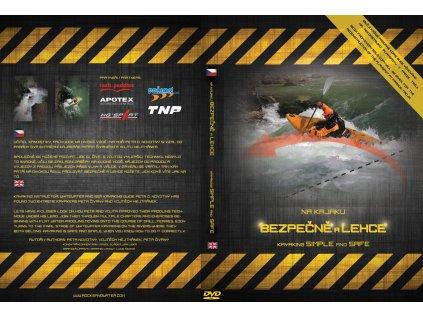 DVD Na kajaku bezpečně a lehce Rocks & Water production