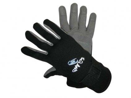 Neoprenové rukavice Seland Agubil