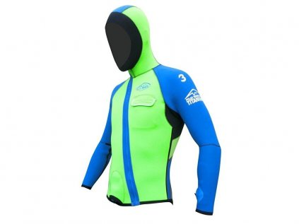 Neoprenová bunda Seland Bitet VD jacket f 4x3