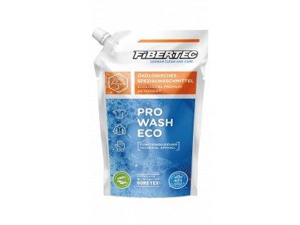 Prací prostředek Fibertec Pro Wash Eco Refill 500 ml