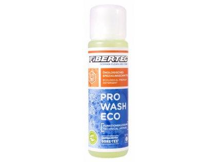 Prací prostředek Fibertec Pro Wash Eco 100 ml