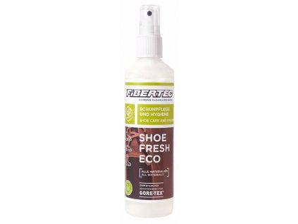 Hygienický sprej Fibertec Shoe Fresh Eco