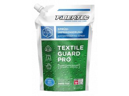 Impregnace Fibertec Textile Guard Pro Refill 500 ml