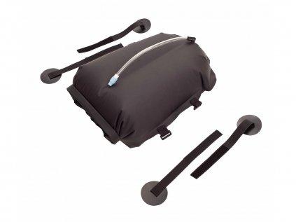Nastavitelná opěrka nohou MRS Adjustable Footrest - set