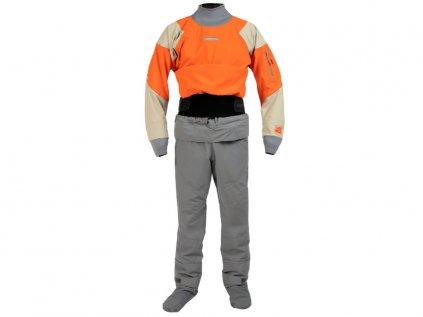 Suchý oblek Kokatat Gore Tex Idol tangerine f 4x3