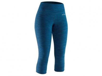 Neoprenové kalhoty NRS Women's Hydroskin 0.5 Capri fs 4x3