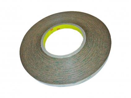 Oboustranně lepicí páska 3M, čirá, tl. 0,2 mm, 12 mm x 55 m