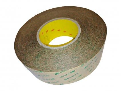 Oboustranně lepicí páska 3M, čirá, tl. 0,2 mm, 50 mm x 55 m