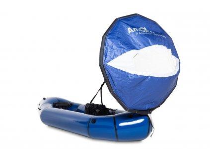 Packraftová nafukovací plachta Anfibio