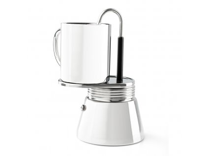 Presovač GSI Outdoors Stainless Mini Espresso 4 cup 296 ml