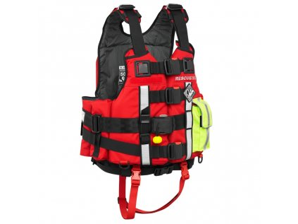 10390 Rescue800 PFD Red front 3