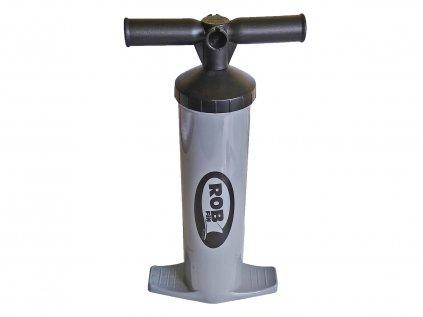Ruční vzduchová pumpa dvojčinná ROBfin 6 l (2x3 l)
