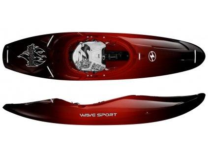 Kajak Wave Sport Phoenix Cherrybomb