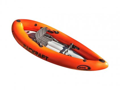 Packraft ROBfin S Junior
