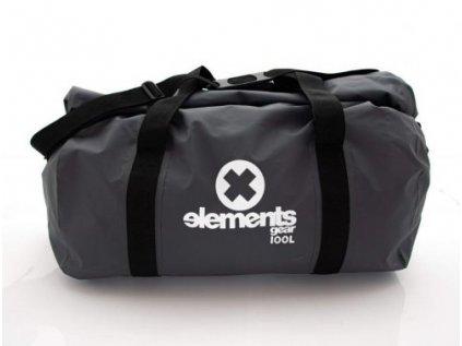 Vodácká taška Elements gear Jezevčík Roller 100 l