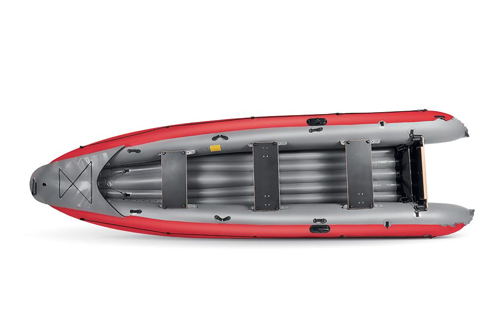 Kanoe Ruby Barva: Červená