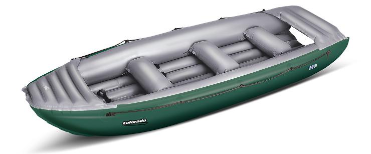 Člun (raft) Colorado 450 Barva: Zelená