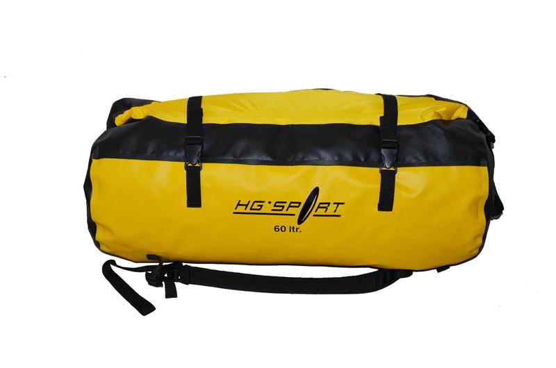 Lodní pytel HG sport - Jezevčík Variant Plastel Barva: Žlutá, Objem: 100 l