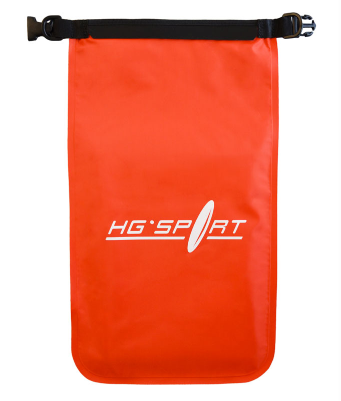 Lodní pytel HG sport - Plochý Barva: Červená, Objem: 15 l