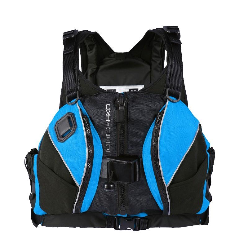 Vesta Cinch Harness Barva: Modrá světlá, Velikost: L / XL