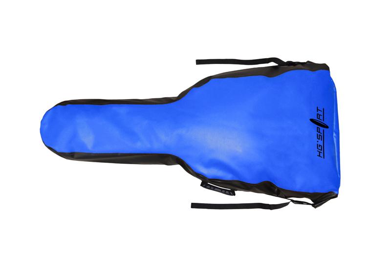 Obal na kytaru Lux Barva: Modrá