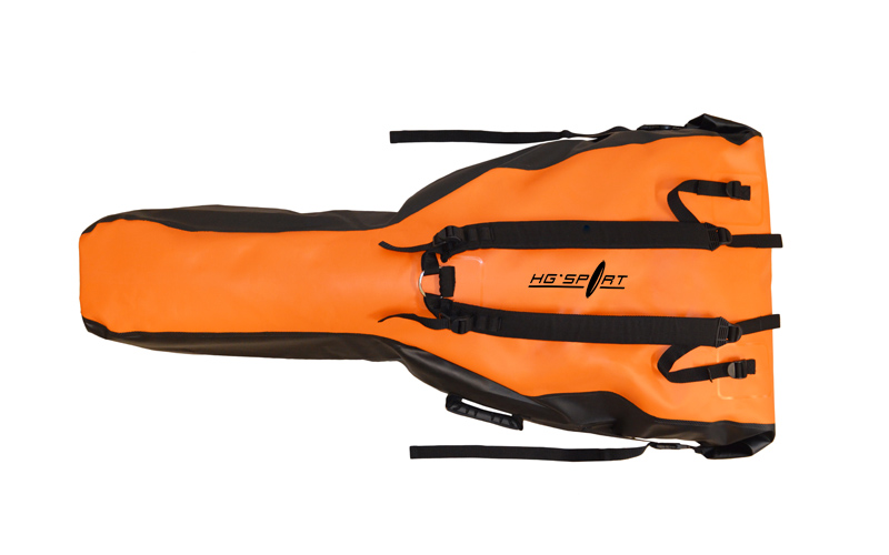 Obal na kytaru Lux Barva: Oranžová