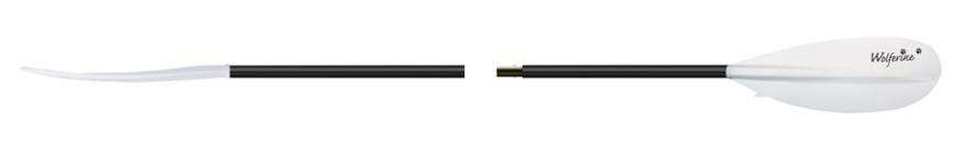 Pádlo 716.2 Wolferine dvojdílné Délka: 210 cm