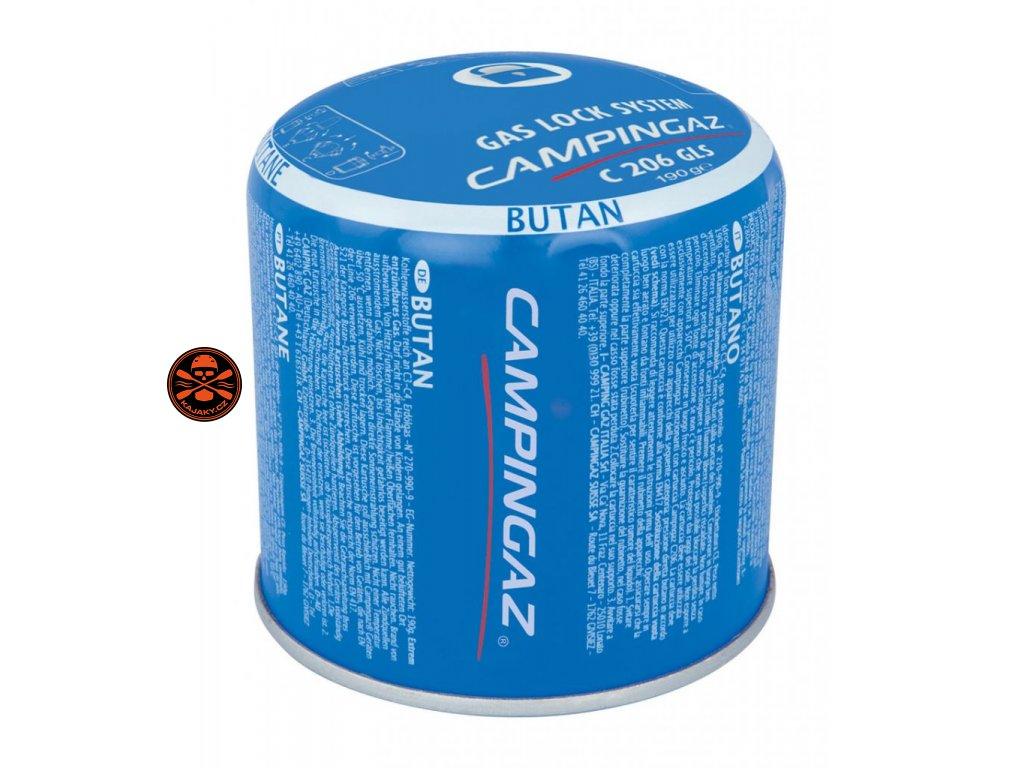 Kartuše Campingaz typ C 206GLS