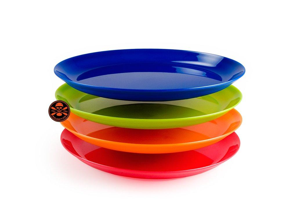 GSI Outdoors plastový talíř Cascadian Plate zelený 1