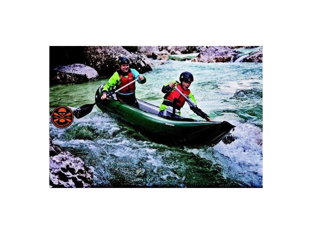 Nafukovací kanoe Gumotex BARAKA