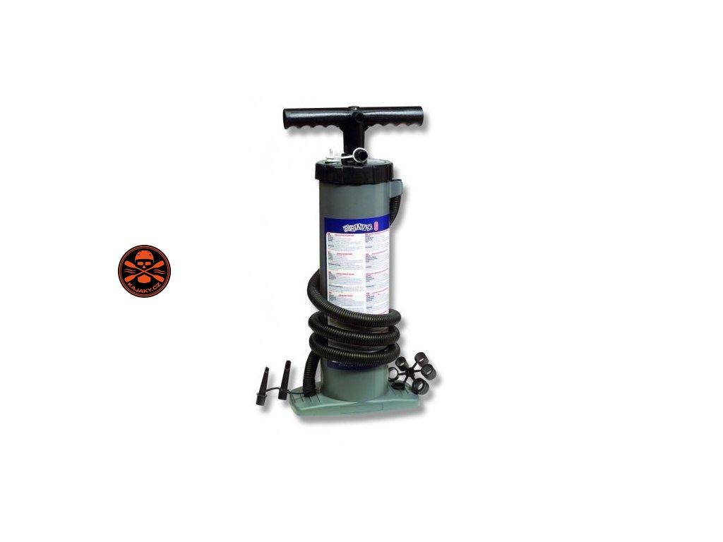 Dvojčinná pumpa Bravo 6
