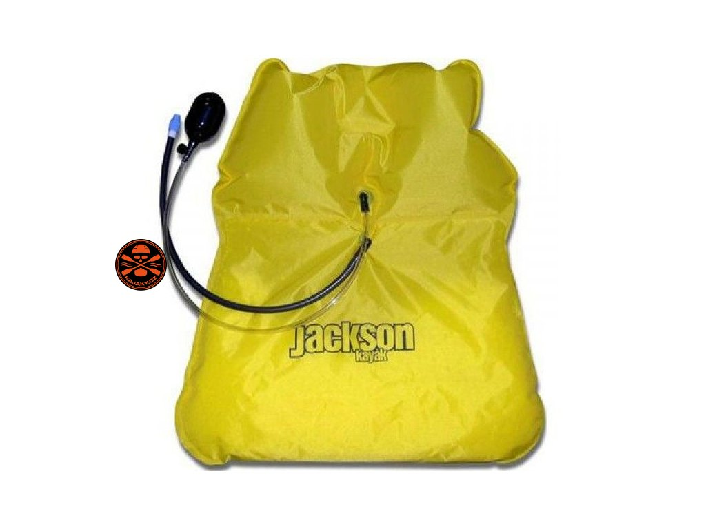 Nafukovací podnožka Jackson kayak - Happy Feet Foot - Bag
