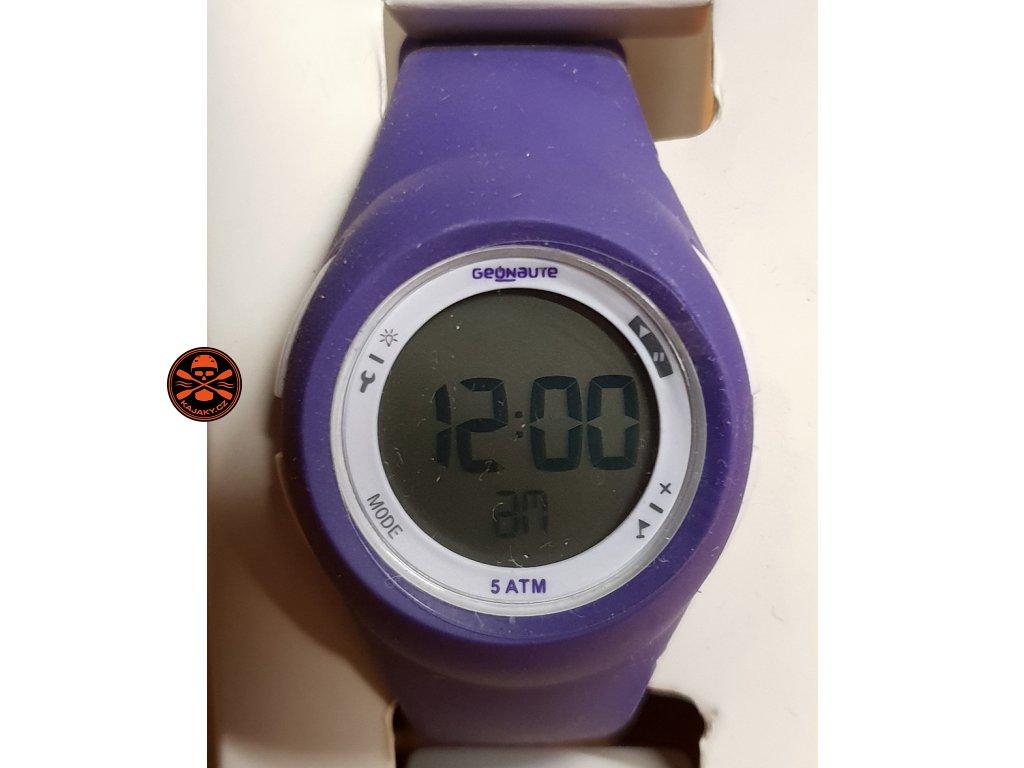 Vodotěsné hodinky se stopkami