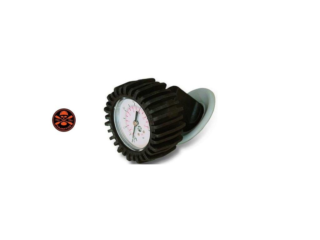Manometr Gumotex pro Push-Push ventil (vč redukce)