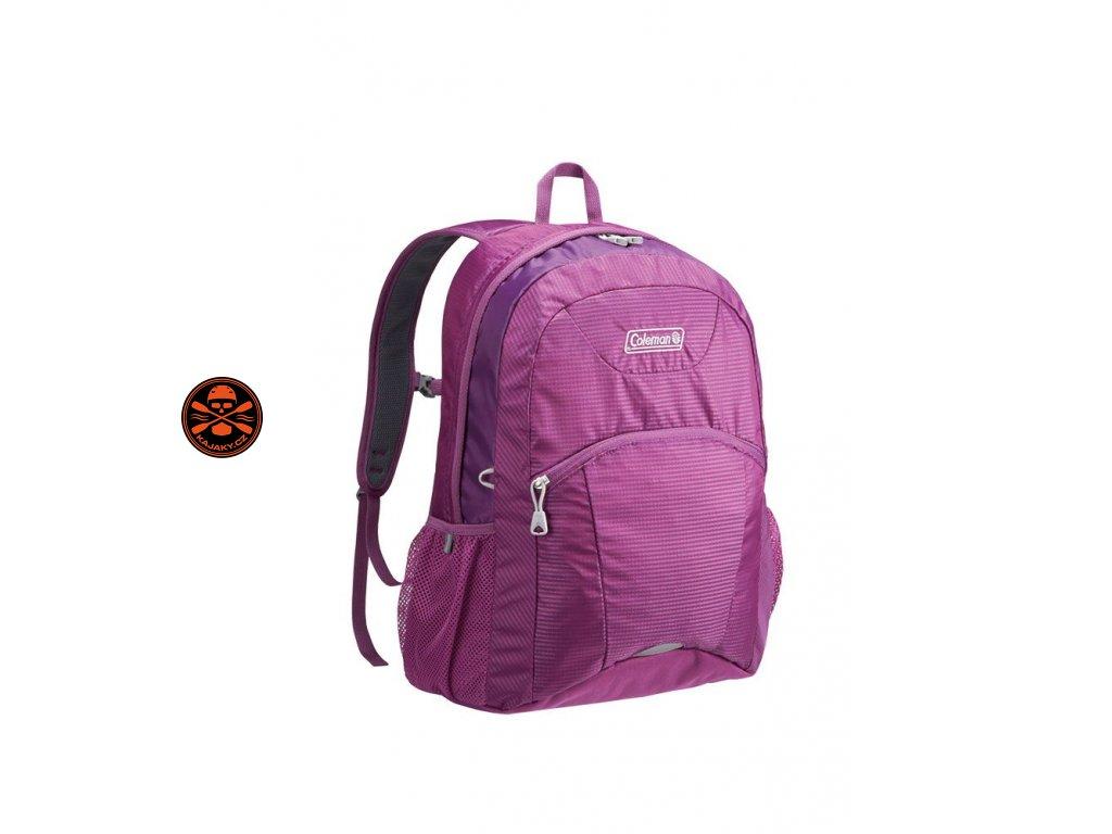 Batoh Coleman PRACTI CITY 20 - Purple