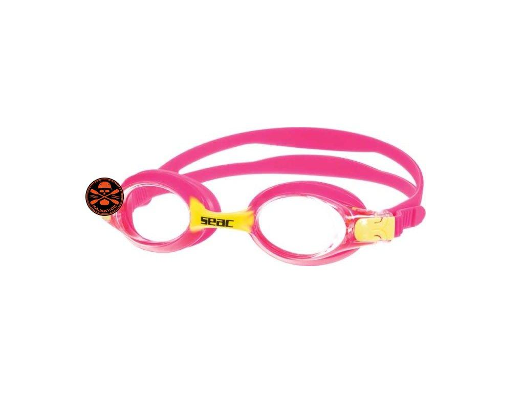 BUBBLE brýle na plavání Seac