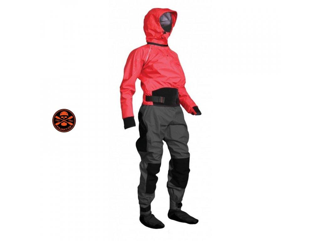 Suchý oblek Hiko CALYPSO 4O2 Hood Lady