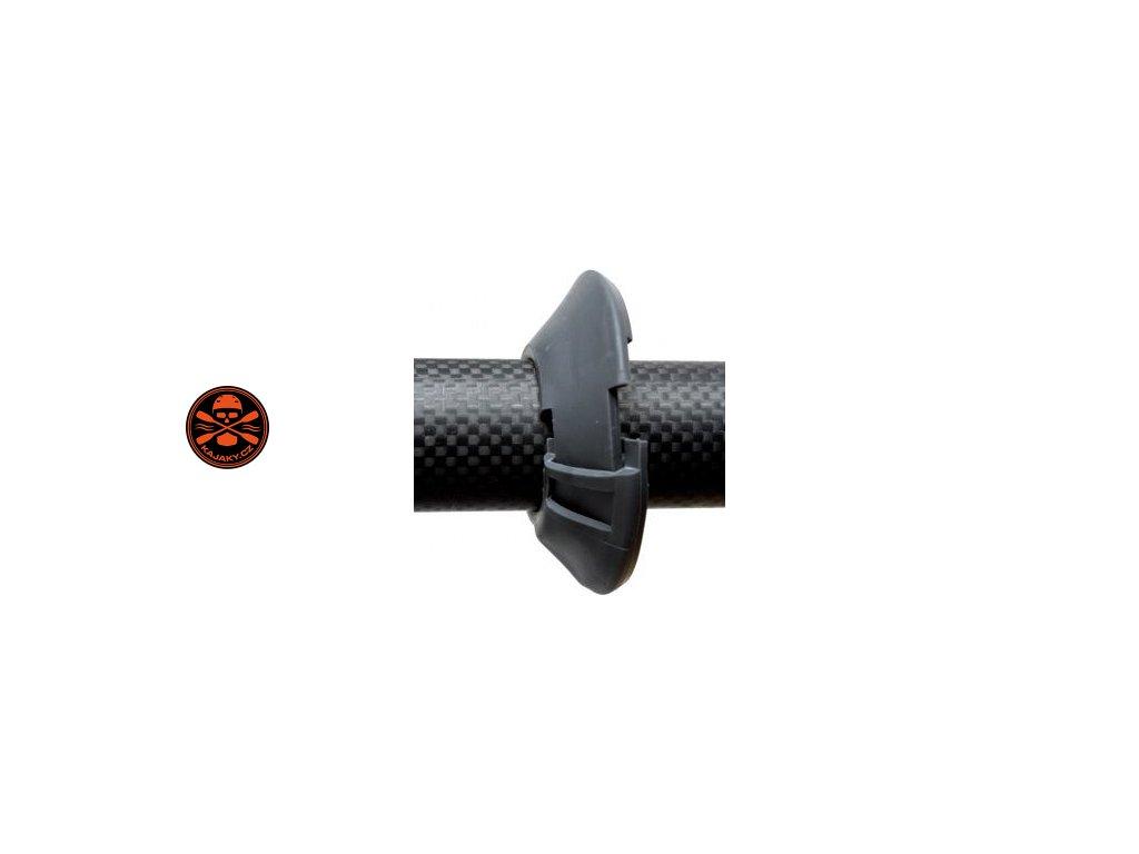 Plastový odkapový kroužek pro kajak. pádla-2 ks